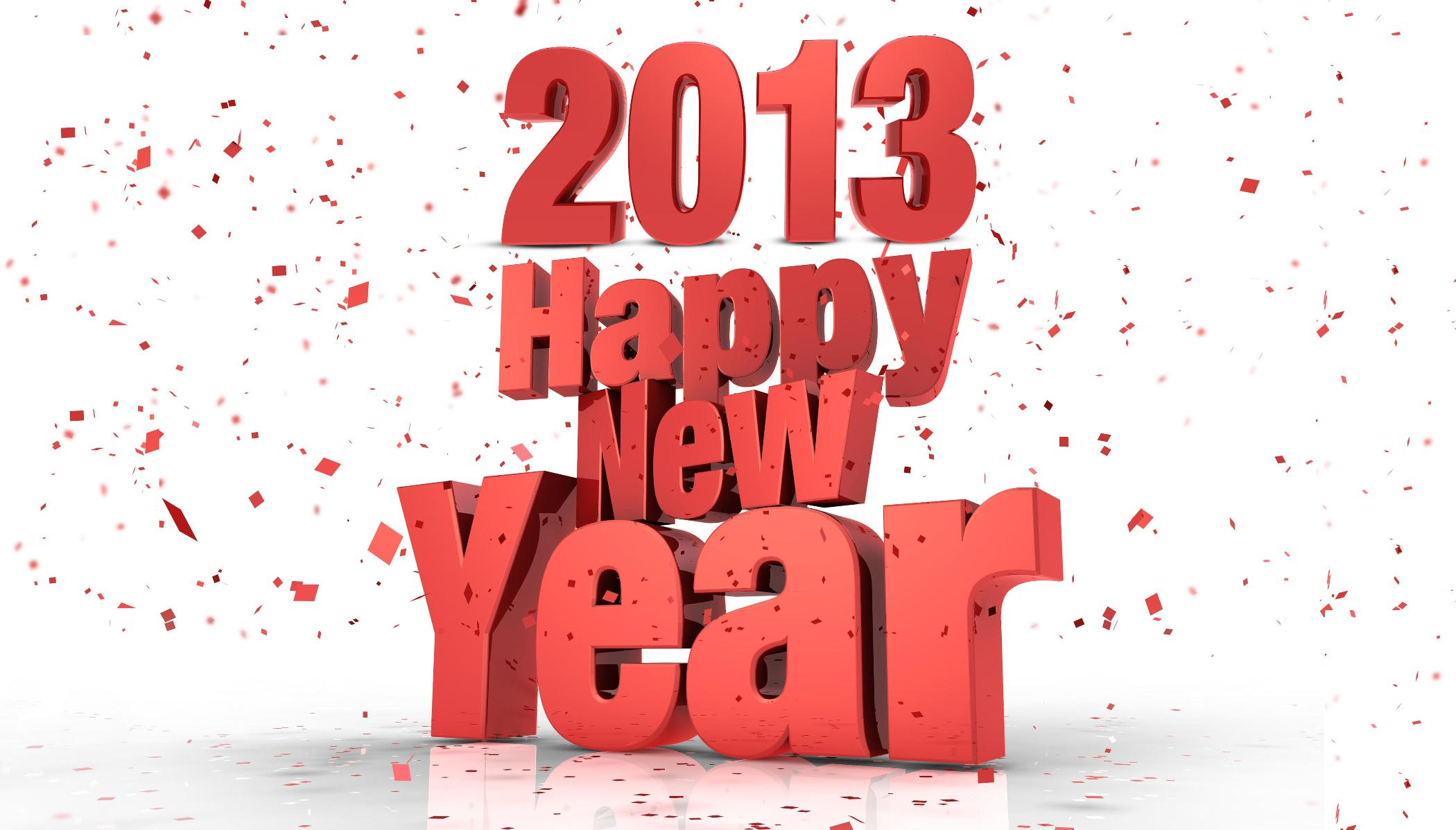 Happy New Year 2013 Ecowater Systems Kitchener